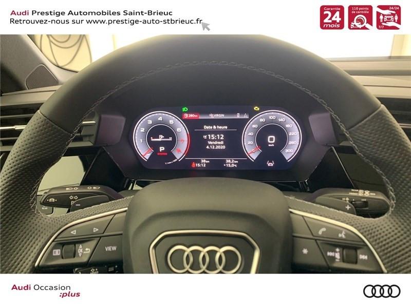 Photo 10 de l'offre de AUDI A3/S3 53 TFSI 310 S TRONIC 7 QUATTRO à 69900€ chez Prestige Automobiles – Audi St Brieuc