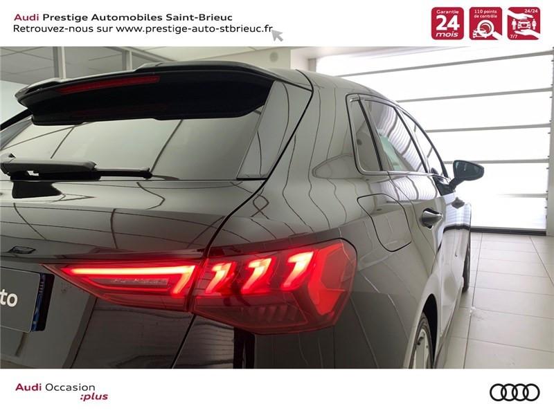 Photo 18 de l'offre de AUDI A3/S3 53 TFSI 310 S TRONIC 7 QUATTRO à 69900€ chez Prestige Automobiles – Audi St Brieuc