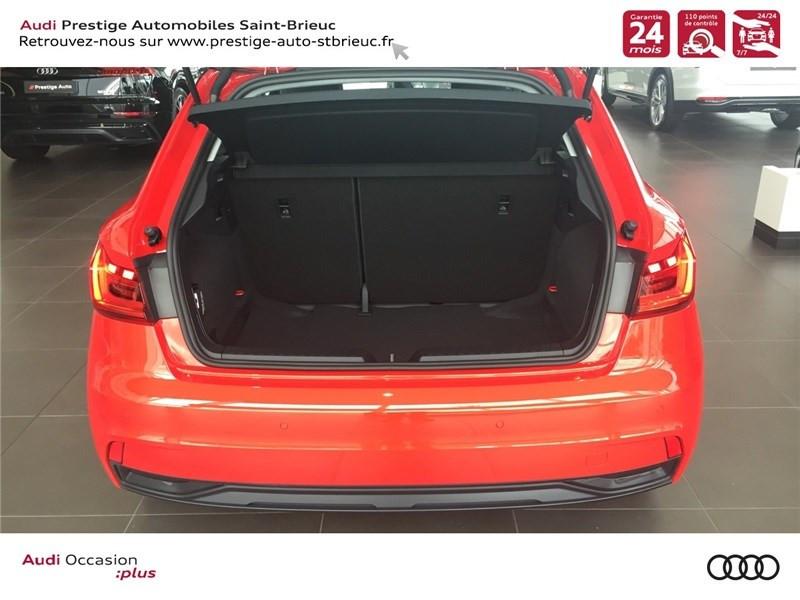 Photo 12 de l'offre de AUDI A1 SPORTBACK 25 TFSI 95 CH BVM5 à 21900€ chez Prestige Automobiles – Audi St Brieuc