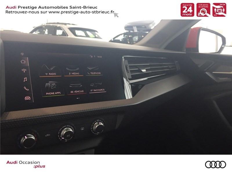 Photo 10 de l'offre de AUDI A1 SPORTBACK 25 TFSI 95 CH BVM5 à 21900€ chez Prestige Automobiles – Audi St Brieuc