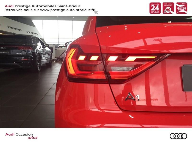 Photo 13 de l'offre de AUDI A1 SPORTBACK 25 TFSI 95 CH BVM5 à 21900€ chez Prestige Automobiles – Audi St Brieuc