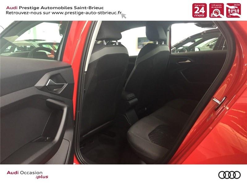 Photo 8 de l'offre de AUDI A1 SPORTBACK 25 TFSI 95 CH BVM5 à 21900€ chez Prestige Automobiles – Audi St Brieuc