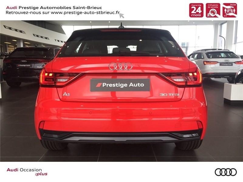 Photo 5 de l'offre de AUDI A1 SPORTBACK 25 TFSI 95 CH BVM5 à 21900€ chez Prestige Automobiles – Audi St Brieuc