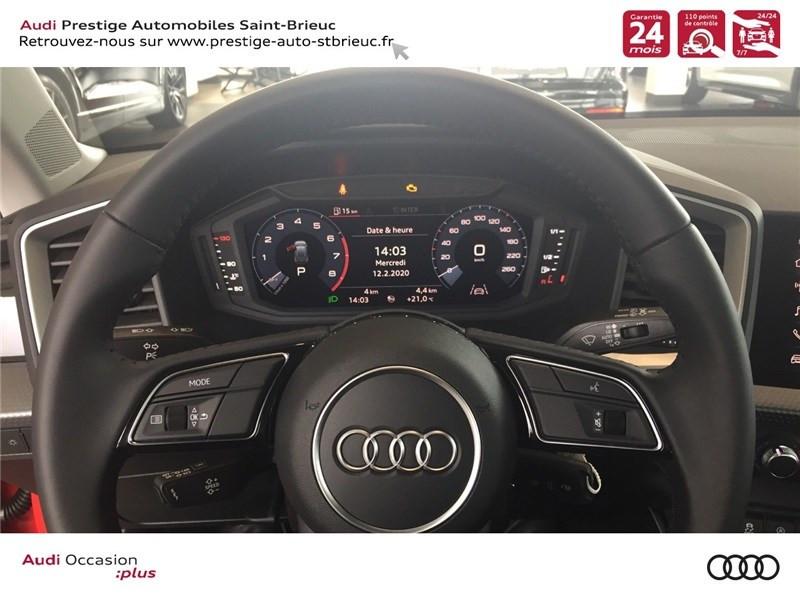 Photo 11 de l'offre de AUDI A1 SPORTBACK 25 TFSI 95 CH BVM5 à 21900€ chez Prestige Automobiles – Audi St Brieuc