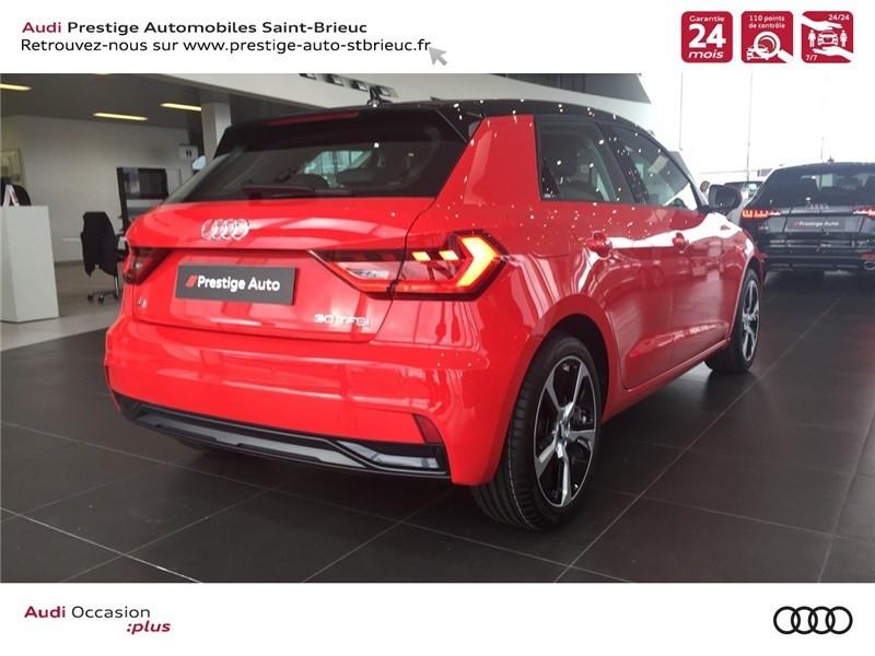 Photo 4 de l'offre de AUDI A1 SPORTBACK 25 TFSI 95 CH BVM5 à 21900€ chez Prestige Automobiles – Audi St Brieuc