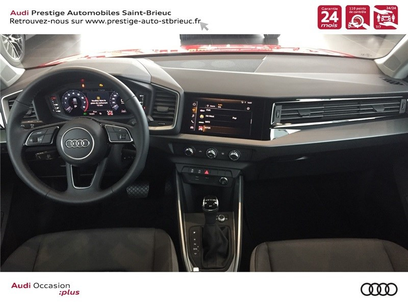 Photo 6 de l'offre de AUDI A1 SPORTBACK 25 TFSI 95 CH BVM5 à 21900€ chez Prestige Automobiles – Audi St Brieuc