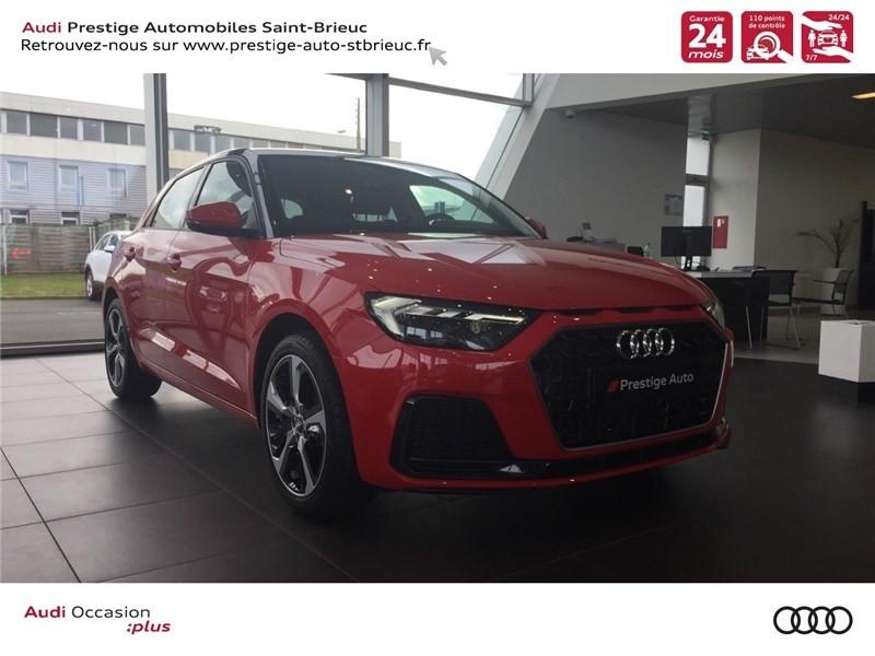 Photo 3 de l'offre de AUDI A1 SPORTBACK 25 TFSI 95 CH BVM5 à 21900€ chez Prestige Automobiles – Audi St Brieuc
