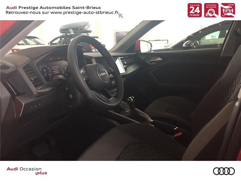 Photo 7 de l'offre de AUDI A1 SPORTBACK 25 TFSI 95 CH BVM5 à 21900€ chez Prestige Automobiles – Audi St Brieuc