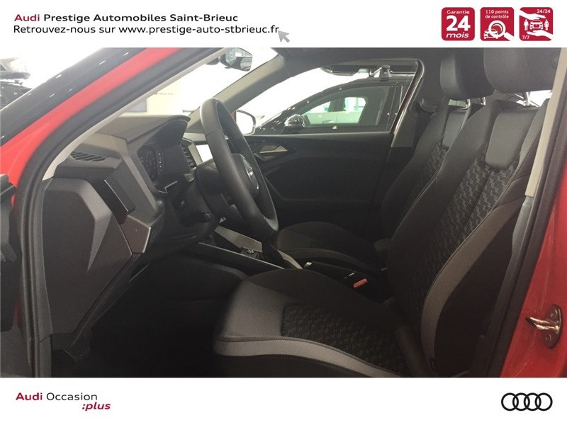 Photo 9 de l'offre de AUDI A1 SPORTBACK 25 TFSI 95 CH BVM5 à 21900€ chez Prestige Automobiles – Audi St Brieuc