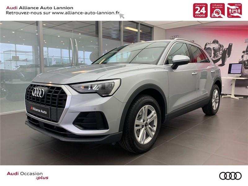 Audi Q3 VP 35 TDI 150 CH S TRONIC 7 Diesel ARGENT FLEURET METALLISE Occasion à vendre