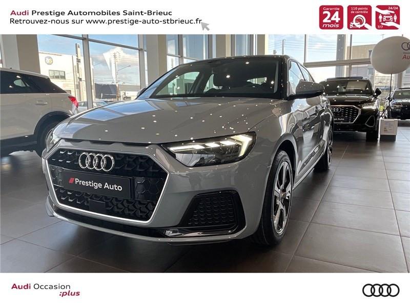 Audi A1 SPORTBACK 25 TFSI 95 CH BVM5 ESSENCE GRIS FLECHE / TOIT NOIR Occasion à vendre