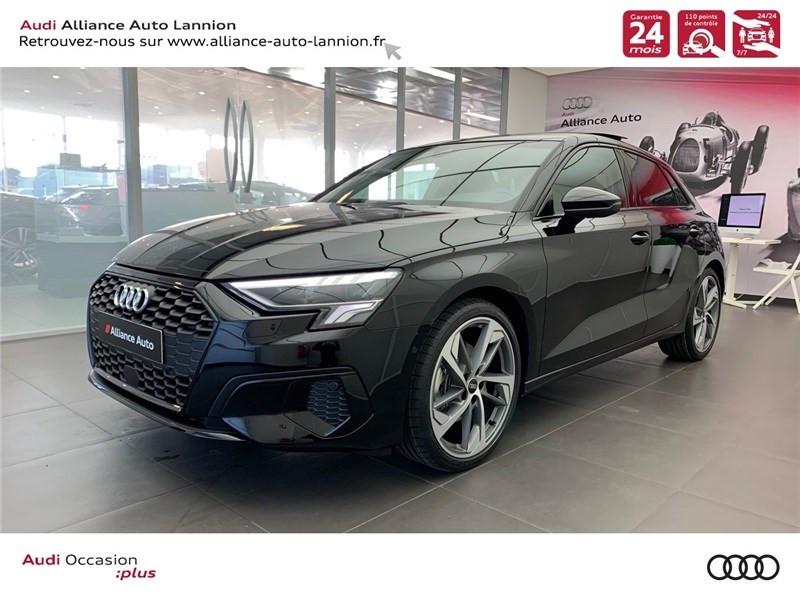 Audi A3/S3 35 TDI 150 S TRONIC 7 Diesel NOIR BRILLANT Occasion à vendre