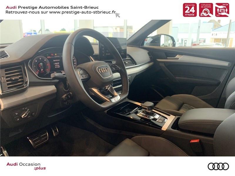 Photo 7 de l'offre de AUDI Q5 FL 40 TDI 204 CH QUATTRO S TRONIC 7 à 64900€ chez Prestige Automobiles – Audi St Brieuc