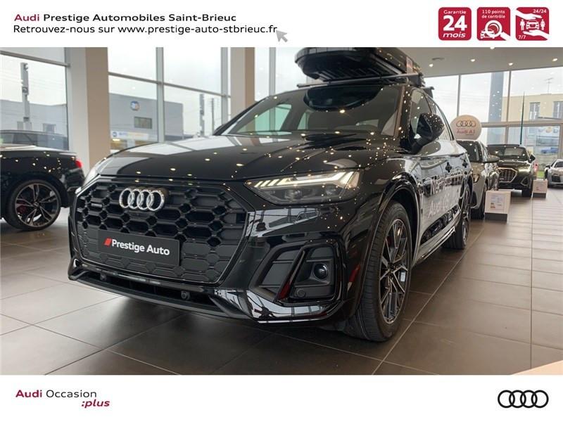 Photo 1 de l'offre de AUDI Q5 FL 40 TDI 204 CH QUATTRO S TRONIC 7 à 64900€ chez Prestige Automobiles – Audi St Brieuc