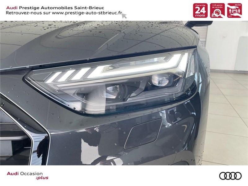 Photo 10 de l'offre de AUDI Q5 35 TDI 163 S TRONIC 7 à 59900€ chez Prestige Automobiles – Audi St Brieuc