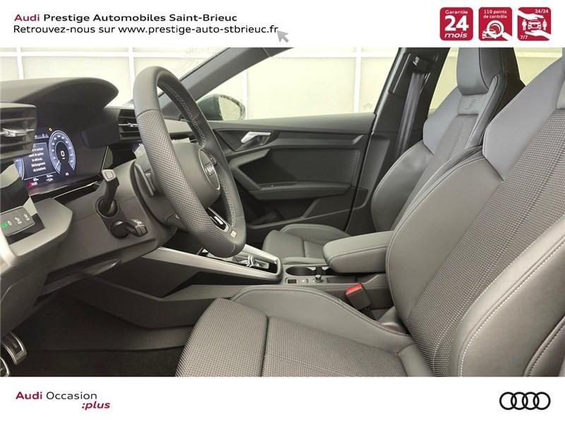 Photo 7 de l'offre de AUDI A3/S3 40 TFSIE 204 S TRONIC 6 à 40900€ chez Prestige Automobiles – Audi St Brieuc