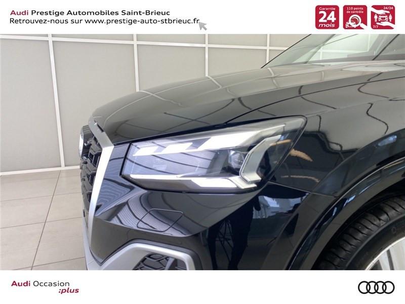 Photo 10 de l'offre de AUDI Q2 PI 30 TFSI 110 CH BVM6 à 31900€ chez Prestige Automobiles – Audi St Brieuc