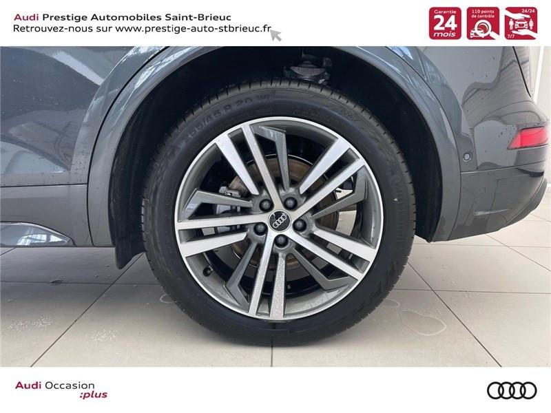 Photo 9 de l'offre de AUDI Q5 35 TDI 163 S TRONIC 7 à 59900€ chez Prestige Automobiles – Audi St Brieuc