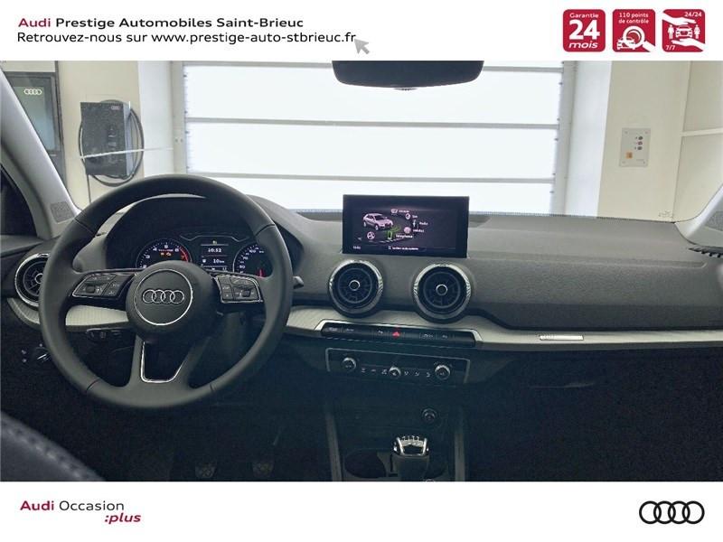 Photo 6 de l'offre de AUDI Q2 PI 30 TFSI 110 CH BVM6 à 31900€ chez Prestige Automobiles – Audi St Brieuc