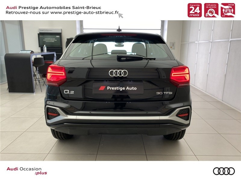 Photo 4 de l'offre de AUDI Q2 PI 30 TFSI 110 CH BVM6 à 31900€ chez Prestige Automobiles – Audi St Brieuc