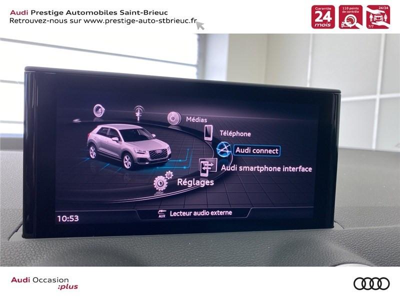 Photo 12 de l'offre de AUDI Q2 PI 30 TFSI 110 CH BVM6 à 31900€ chez Prestige Automobiles – Audi St Brieuc