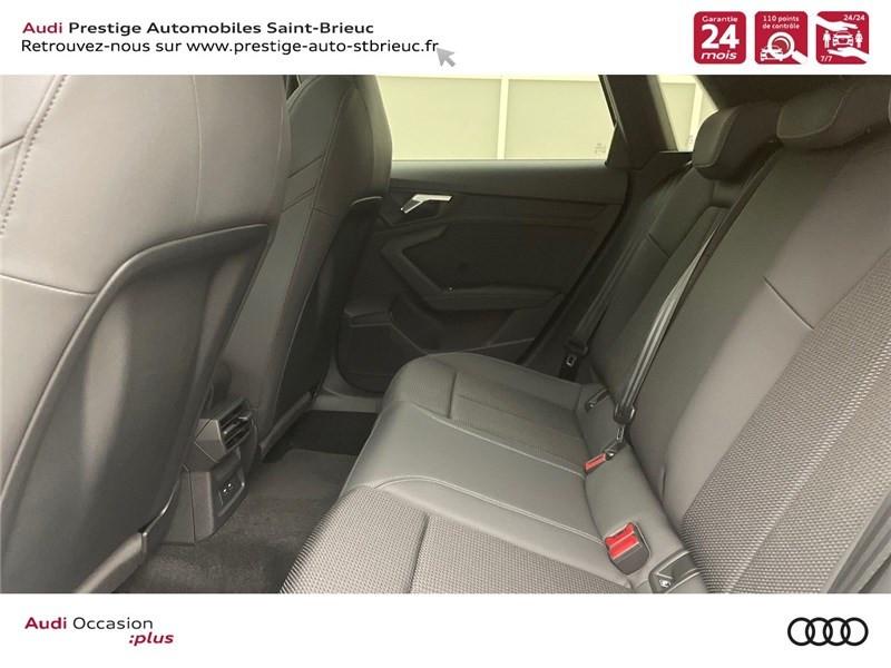 Photo 7 de l'offre de AUDI A3/S3 35 TDI 150 S TRONIC 7 à 41900€ chez Prestige Automobiles – Audi St Brieuc