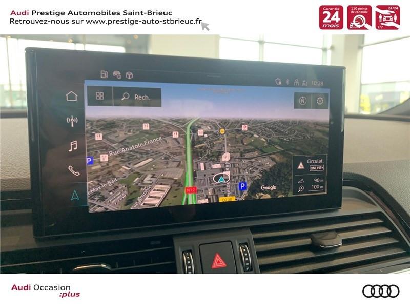Photo 11 de l'offre de AUDI Q5 FL 40 TDI 204 CH QUATTRO S TRONIC 7 à 64900€ chez Prestige Automobiles – Audi St Brieuc