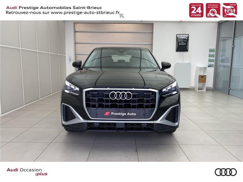 Photo 2 de l'offre de AUDI Q2 PI 30 TFSI 110 CH BVM6 à 31900€ chez Prestige Automobiles – Audi St Brieuc