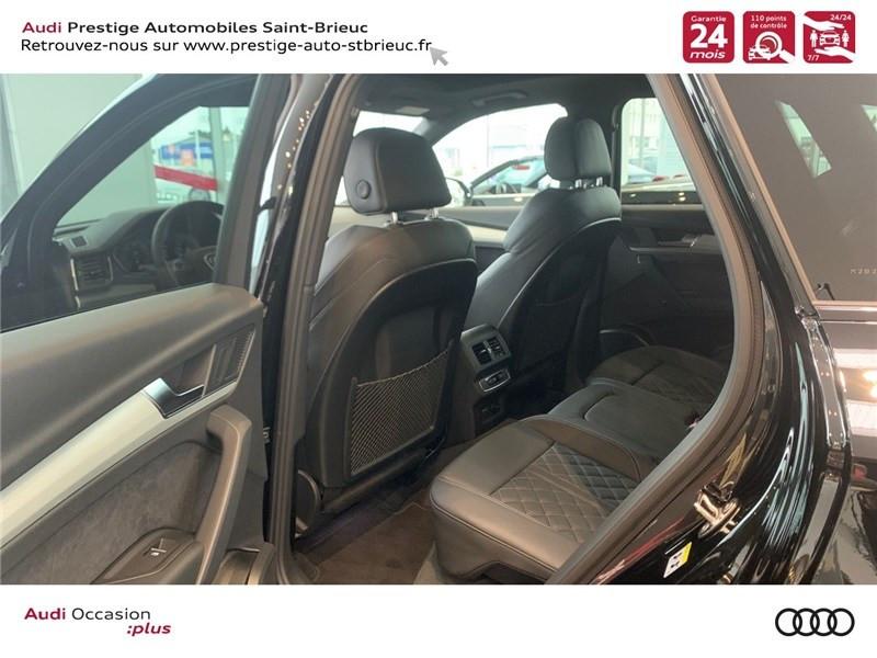 Photo 8 de l'offre de AUDI Q5 FL 40 TDI 204 CH QUATTRO S TRONIC 7 à 64900€ chez Prestige Automobiles – Audi St Brieuc