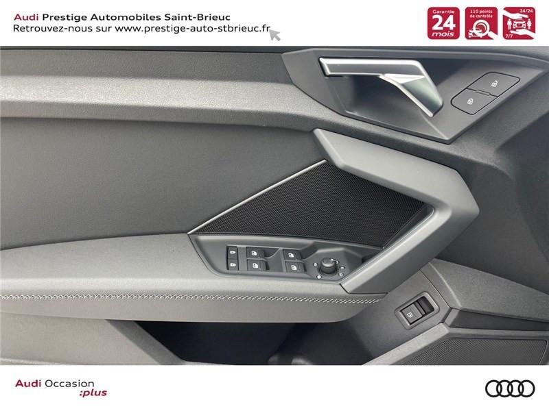 Photo 14 de l'offre de AUDI A3/S3 40 TFSIE 204 S TRONIC 6 à 40900€ chez Prestige Automobiles – Audi St Brieuc