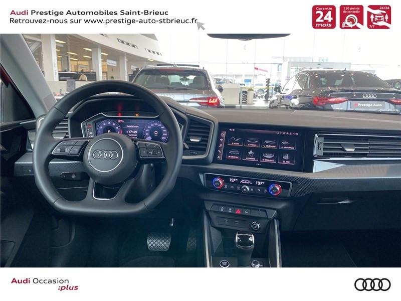 Photo 5 de l'offre de AUDI A1 25 TFSI 95 CH S TRONIC 7 à 29900€ chez Prestige Automobiles – Audi St Brieuc