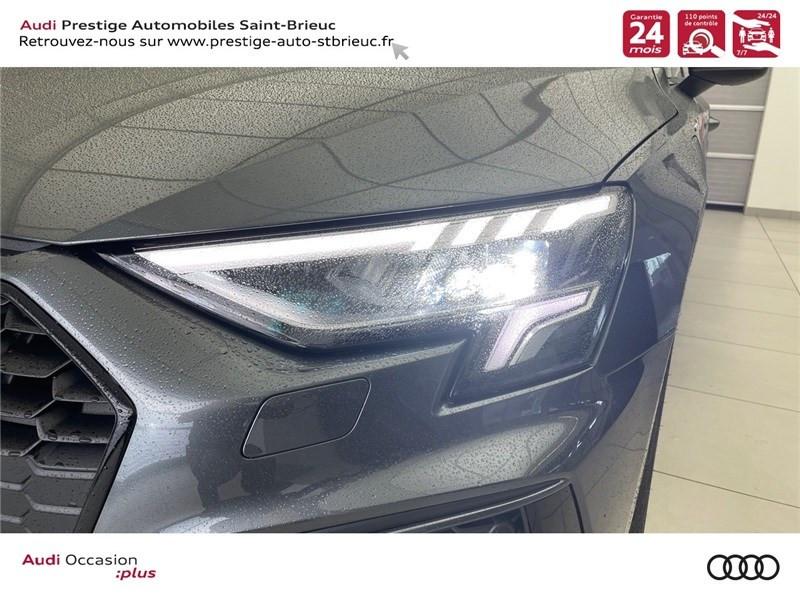 Photo 10 de l'offre de AUDI A3/S3 40 TFSIE 204 S TRONIC 6 à 40900€ chez Prestige Automobiles – Audi St Brieuc