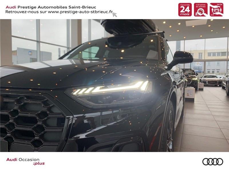 Photo 16 de l'offre de AUDI Q5 FL 40 TDI 204 CH QUATTRO S TRONIC 7 à 64900€ chez Prestige Automobiles – Audi St Brieuc