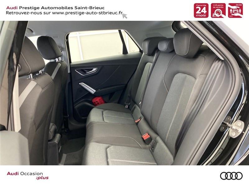Photo 8 de l'offre de AUDI Q2 PI 30 TFSI 110 CH BVM6 à 31900€ chez Prestige Automobiles – Audi St Brieuc