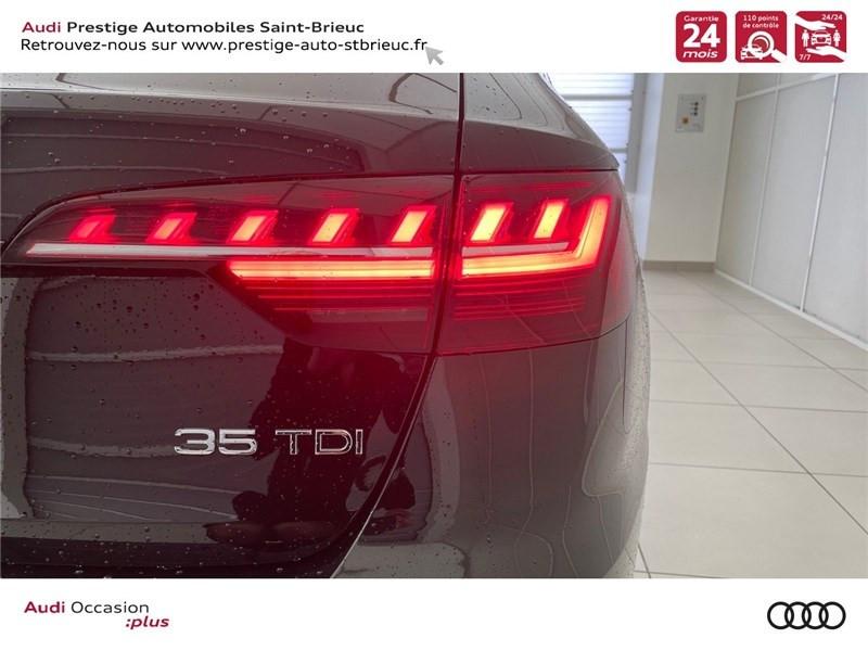 Photo 10 de l'offre de AUDI A4 35 TDI 163 S TRONIC 7 à 46900€ chez Prestige Automobiles – Audi St Brieuc