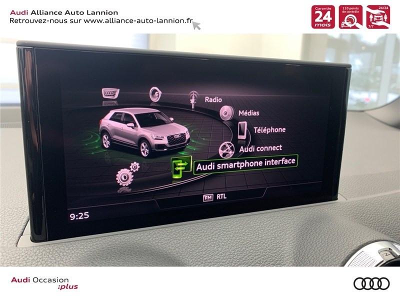 Photo 6 de l'offre de AUDI Q2 35 TFSI 150 S TRONIC 7 à 38490€ chez Prestige Automobiles – Audi St Brieuc