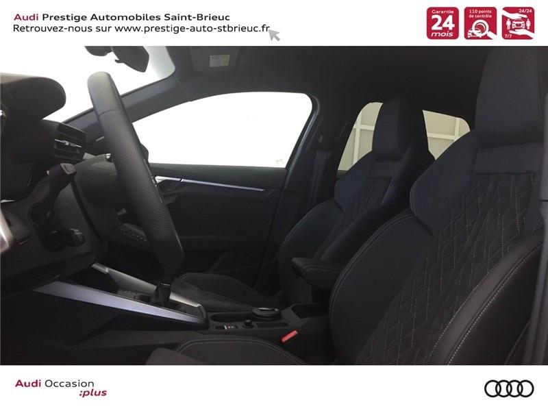 Photo 9 de l'offre de AUDI A3/S3 35 TFSI 150 à 36800€ chez Prestige Automobiles – Audi St Brieuc