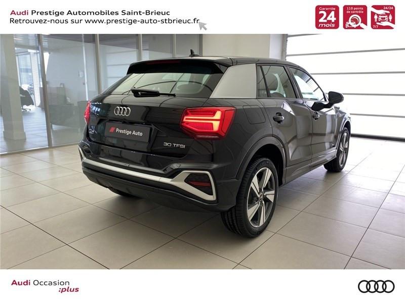 Photo 5 de l'offre de AUDI Q2 PI 30 TFSI 110 CH BVM6 à 31900€ chez Prestige Automobiles – Audi St Brieuc