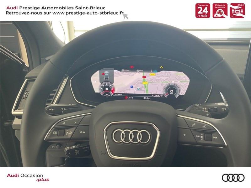 Photo 12 de l'offre de AUDI Q5 35 TDI 163 S TRONIC 7 à 59900€ chez Prestige Automobiles – Audi St Brieuc