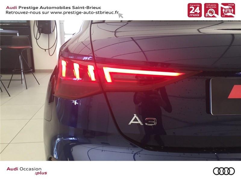 Photo 17 de l'offre de AUDI A3/S3 35 TFSI 150 à 36800€ chez Prestige Automobiles – Audi St Brieuc