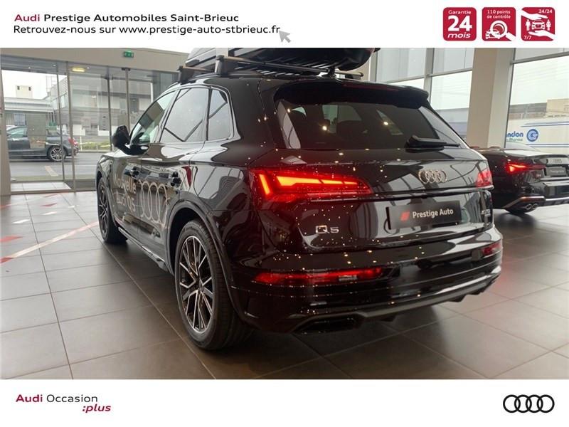 Photo 5 de l'offre de AUDI Q5 FL 40 TDI 204 CH QUATTRO S TRONIC 7 à 64900€ chez Prestige Automobiles – Audi St Brieuc
