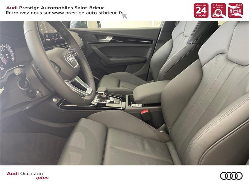 Photo 7 de l'offre de AUDI Q5 35 TDI 163 S TRONIC 7 à 59900€ chez Prestige Automobiles – Audi St Brieuc