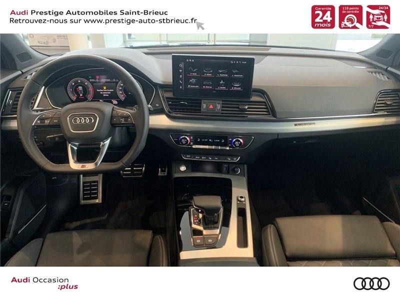 Photo 6 de l'offre de AUDI Q5 FL 40 TDI 204 CH QUATTRO S TRONIC 7 à 64900€ chez Prestige Automobiles – Audi St Brieuc