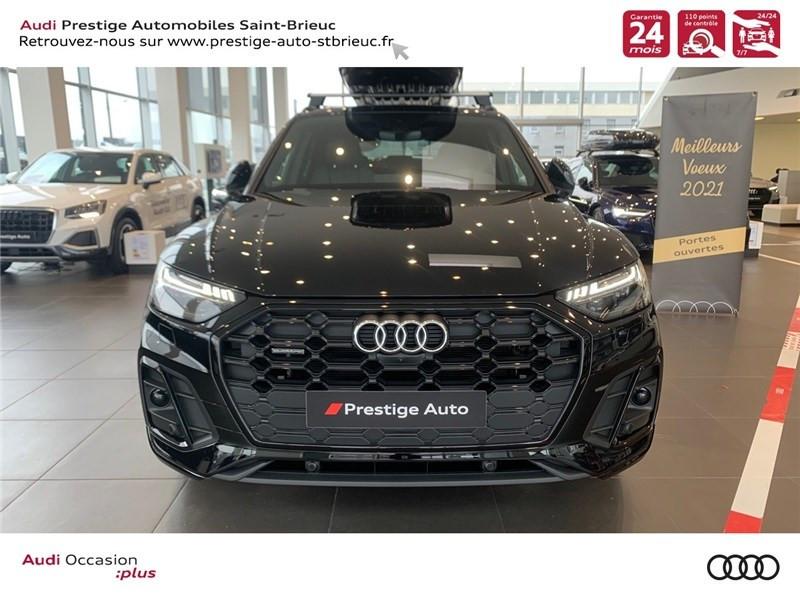 Photo 2 de l'offre de AUDI Q5 FL 40 TDI 204 CH QUATTRO S TRONIC 7 à 64900€ chez Prestige Automobiles – Audi St Brieuc