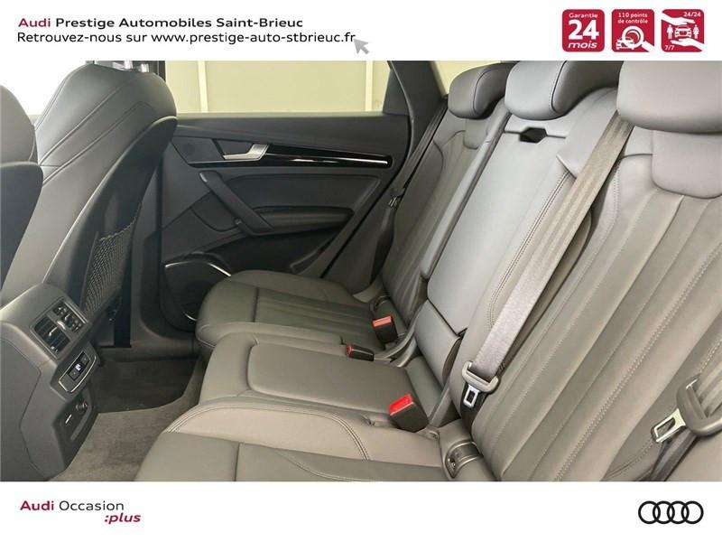 Photo 8 de l'offre de AUDI Q5 35 TDI 163 S TRONIC 7 à 59900€ chez Prestige Automobiles – Audi St Brieuc