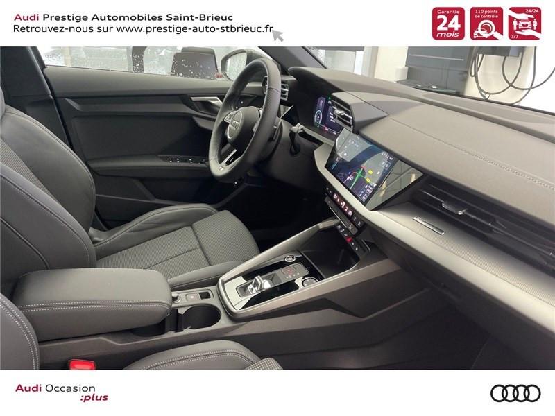 Photo 15 de l'offre de AUDI A3/S3 40 TFSIE 204 S TRONIC 6 à 40900€ chez Prestige Automobiles – Audi St Brieuc