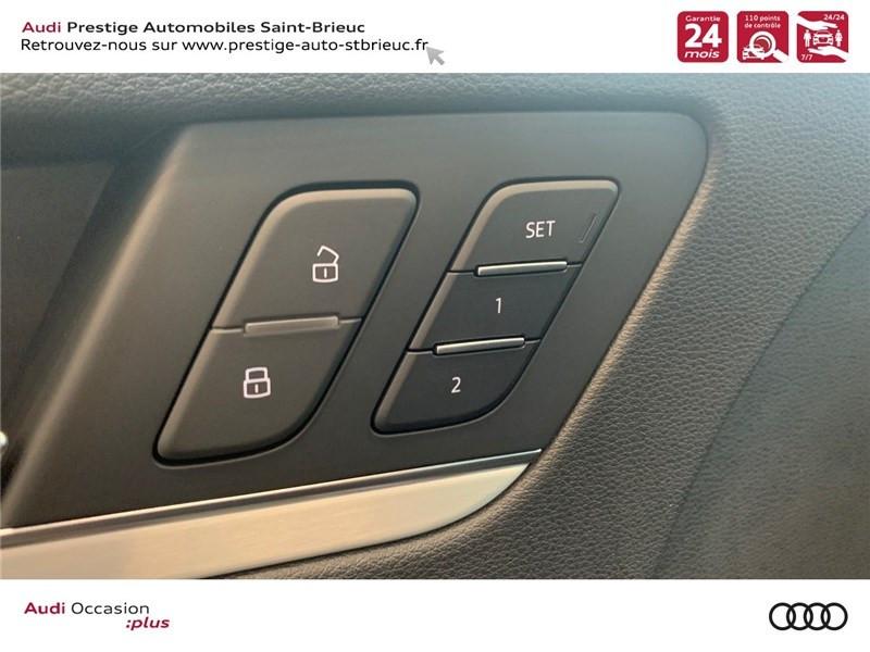 Photo 14 de l'offre de AUDI Q5 FL 40 TDI 204 CH QUATTRO S TRONIC 7 à 64900€ chez Prestige Automobiles – Audi St Brieuc