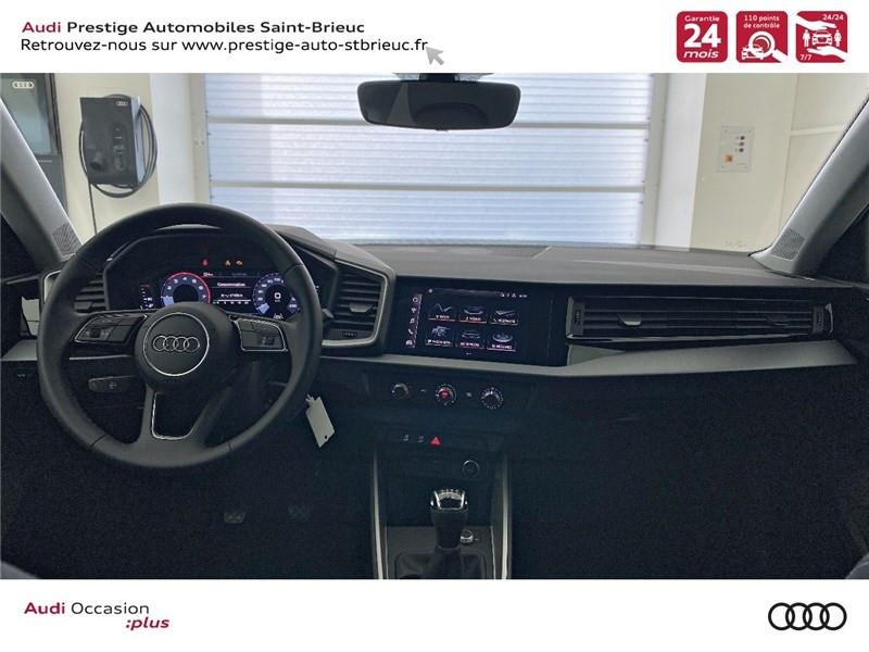 Photo 5 de l'offre de AUDI A1 25 TFSI 95 CH BVM5 à 25900€ chez Prestige Automobiles – Audi St Brieuc