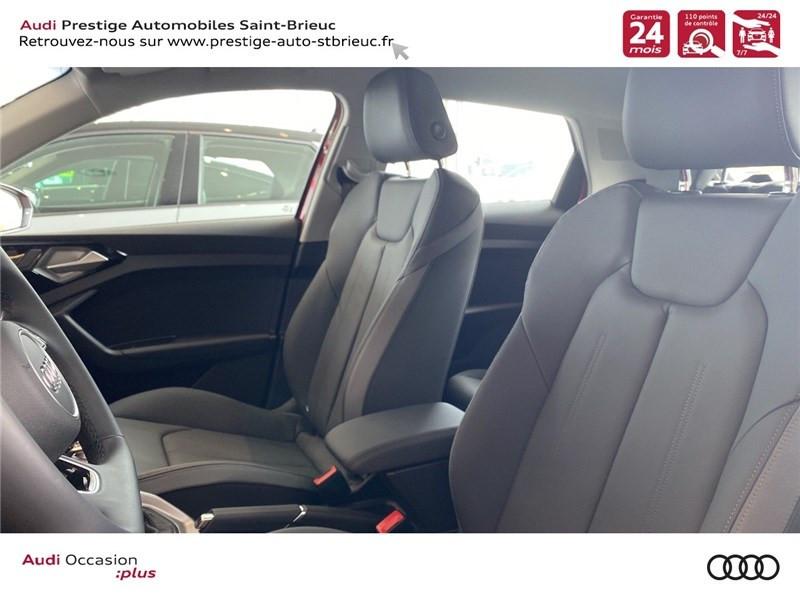 Photo 6 de l'offre de AUDI A1 25 TFSI 95 CH S TRONIC 7 à 29900€ chez Prestige Automobiles – Audi St Brieuc