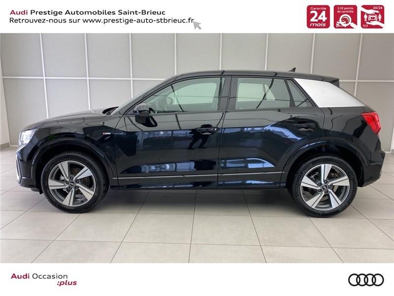 Photo 3 de l'offre de AUDI Q2 PI 30 TFSI 110 CH BVM6 à 31900€ chez Prestige Automobiles – Audi St Brieuc